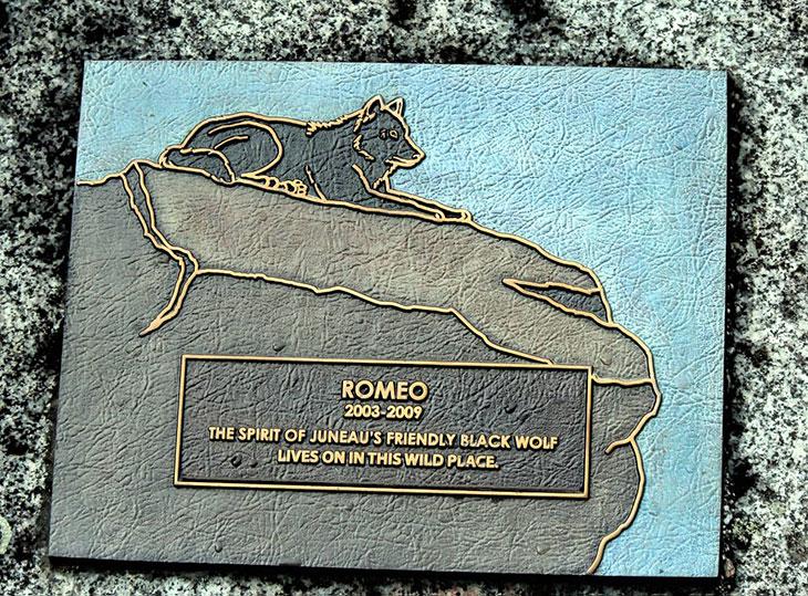 romeo-plakett