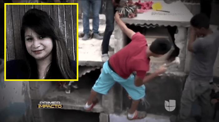 Sjokkert ektemann hører konen skrike fra kisten – Åpner graven for å redde henne
