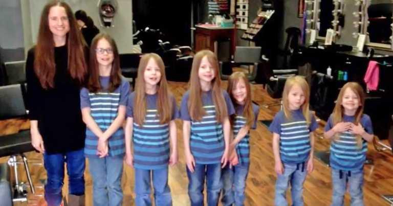 De 6 brødrene ble mobbet på grunn av sitt lange hår – Med nye frisyrer sender de et sterkt signal til plageåndene