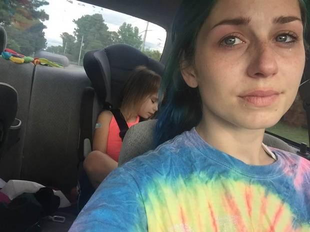 Fremmed ber 4-åring om å «holde kjeft» – Nå har moren skrevet et tilsvar og forklart hvordan det er å ha barn med ADHD