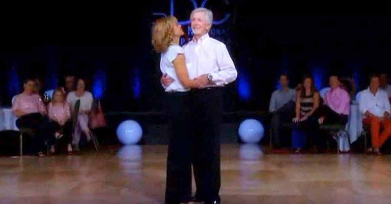 Dette paret har danset sammen i 35 år. Har du sett en vakrere opptreden?