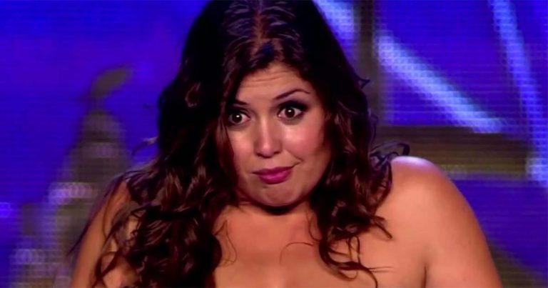 Denne kvinnen gjorde en imponerende audition – Men da hun fjernet kjolen ble dommerne målløs!