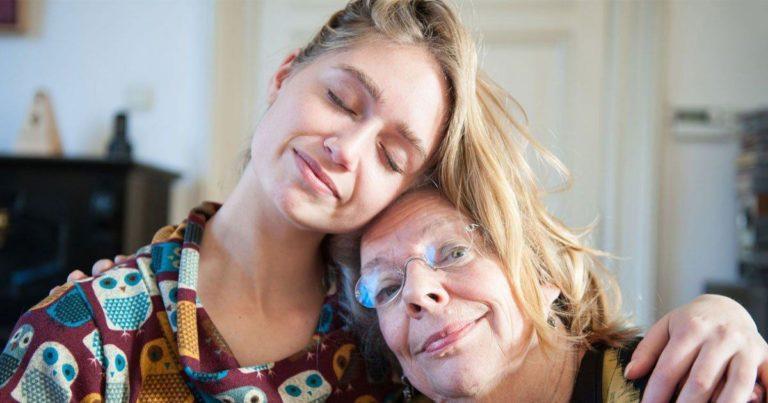 Studie viser at jo mer tid du tilbringer med dine foreldre, jo lenger lever de