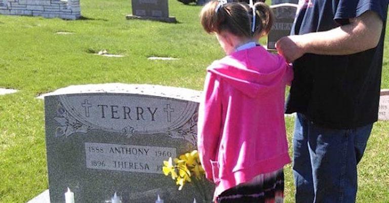 8-år gammel jente overlevde grusom brann som tok livet av hele familien hennes