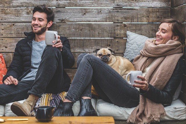Veien til et lykkelig, langvarig forhold