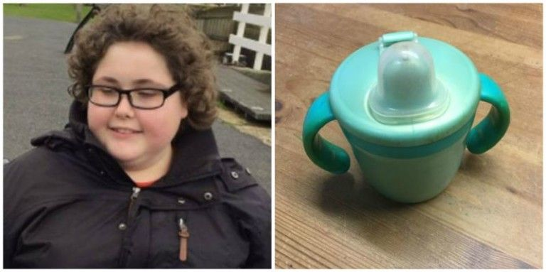 Desperat far forsøker å finne en ny drikkekopp til sin autistiske sønn – Les hvor langt produsenten strakk seg!