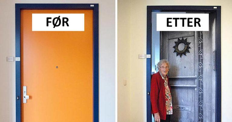 Gamlehjemmet ville gjøre hverdagen litt lettere for beboere med demens – Dette produktet er en genial løsning!