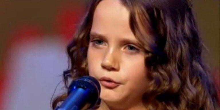 Hun er bare 9-år gammel, men skal synge opera. Nå har over 30 millioner mennesker latt seg begeistre!