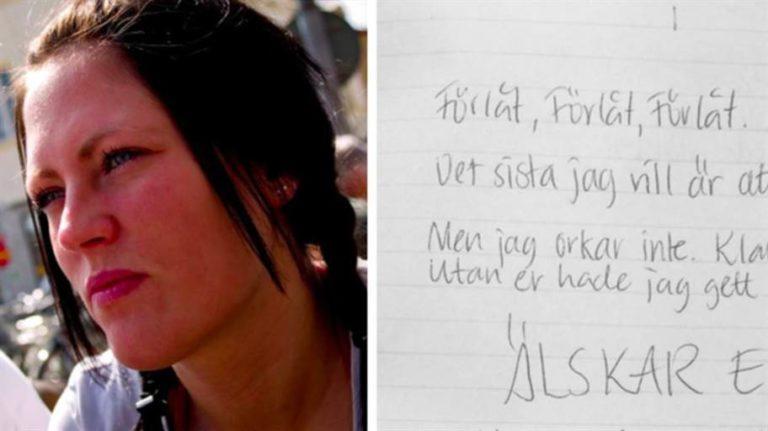 Johans søster tok sitt eget liv – Han valgte å publisere hennes avskjedsbrev