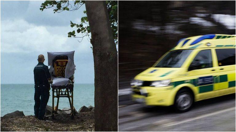Døende kvinne får sitt siste ønske oppfylt : Hun får se havet en siste gang