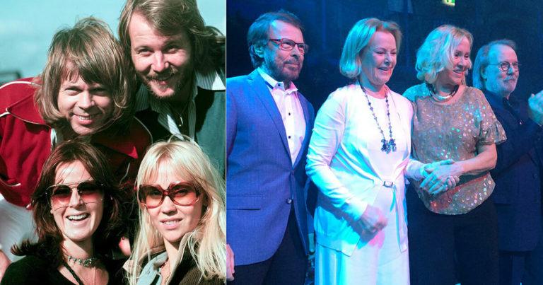 ABBA forteller om gjenforeningen og sin nye låt!